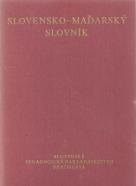 kolektív-Slovensko-Maďarský slovník