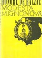 Honoré De Balzac: Modesta Mignonová