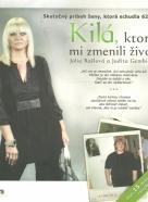 Júlia Rašlová- Kilá, ktoré mi zmenili život