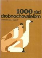 V.Malík- 1000 rád drobnochovateľom