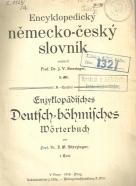 J.V.Sterzinger- Encyklopedický Německo-Český slovník I-IV