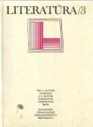 kolektív- Literatúra 3 pre gym. a SOŠ
