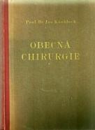 J.Knobloch- Obecná chirurgie
