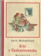 Karin Michaelisová- Bibi v Československu