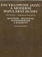 Matzner a kolektív- Encyklopedie jazzu a moderní populární hudby