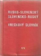 kolektív: Rusko- Rusko- Slovenský, Slovensko- Ruský slovník vreckový slovník