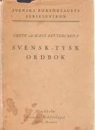 kolektív- Svensk-Tysk Ordbok