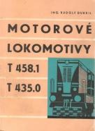 Durdil- Motorové lokomotivy T458.1 , T435.0