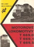 J.Bek- Motorové lokomotivy T 669.0  T669.1  T669.5