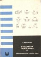 D. Hrdličková- Strojárska technológia III
