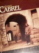 Francis Cabrel- Carte Postale