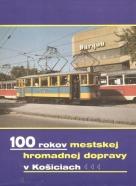 kolektív- 100 rokov MHD v Košiciach