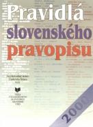 Kolektív autorov: Pravidlá slovenského pravopisu