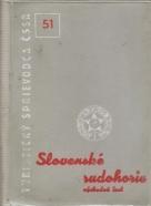 kolektív- Slovenské rudohoria