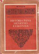 W.M. Thackeray- História pána Henryho Esmonda
