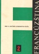 kolektív-Francúzština pre 2.roč. SŠ