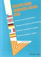 kolektív- Vícejazyčný slovník ekonomických a účetních výrazů