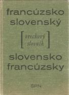 kolektív- Francúzsko - Slovenský / Slovensko - Francúzsky vreckový slovník