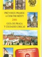 kolektív- Průvodce Prahou a Českými městy