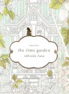 Daria Song- Záhrada času / maľovanky