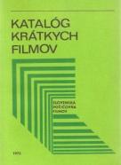 kolektív- Katalóg krátkych filmov