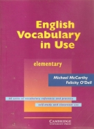 M. McCarthy- English Vocabulary in Use