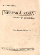 Jozef Janda- Nebeská rosa