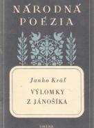 Janko Kráľ- Výlomky z Jánošíka