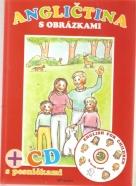 kolektív- Angličtina s obrázkami + cd