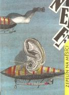 O.Neff- Zepelín na měsíci