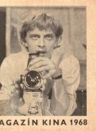 kolektív- Magazín kina 1968