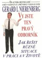 G.I.Nierenberg- Vy jste ten pravý odborník