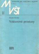 Z. Horský- Vektorové prostory