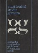 kolektív- Vlastivedné štúdie Gemera 4