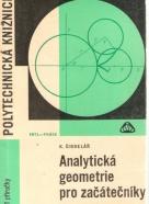 K.Šindelář- Analytická geometrie pro začátečníky