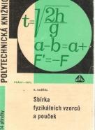 K.Košťál- Sbírka fyzikálních vzorců a pouček