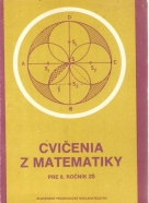 kolektív- Cvičenia z matematiky pre 8. roč. zš