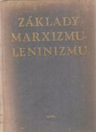 kolektív- Základy Marxizmu-Leninizmu