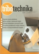 kolektív- Tribotechnika 1/2009