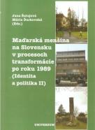 J.Šutajová- Maďarská menšina na Slovensku v procesoch transformácie po roku 1989
