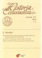 kolektív- Historia Ecclesiastica 1