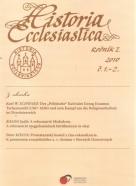 kolektív- Historia Ecclesiastica 1-2 / 2010