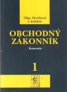 O.Ovečková- Obchodný zákonník 1-2