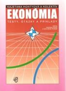 Hontyová- Ekonómia - testy, otázky a príklady