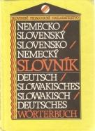 kolektív- Nemecko-Slovenský,  Slovensko-Nemecký  slovník