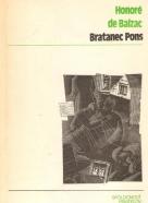 Honoré de Balzac- Bratanec Pons