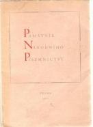 kolektív- Památnik Národního Písemnictví