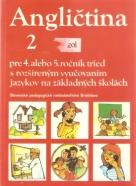 kolektív- Angličtina 2 pre 4. alebo 5. roč na zš