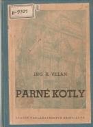 H. Velan- Parné kotly