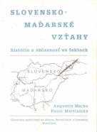 A. Marko- Slovensko - Maďarské vzťahy